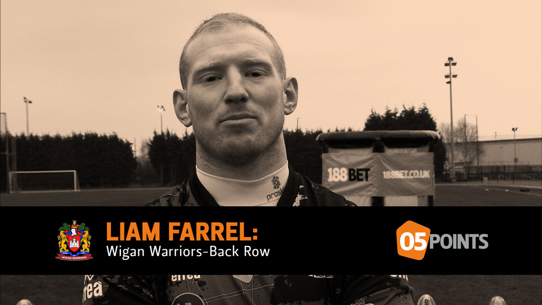 Adapt Events leaderboard with Liam Farrel